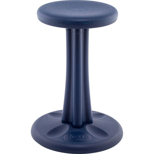 """Our Pre-Teen Antimicrobial Kore™ Active 18.7"""" Seat Height Chair - Dark Blue is on sale now."""