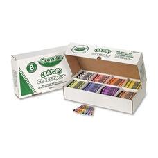 Crayola Crayon Classpack -Regular 3 5/8