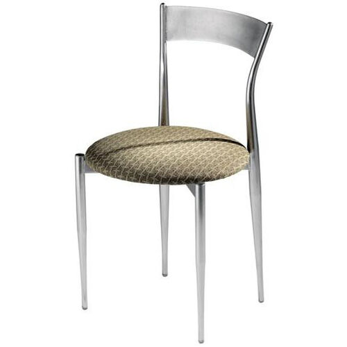 Our Cafe Twist Metal Back and Upholstered Seat Chair is on sale now.