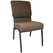 Advantage Java Church Chairs 18.5 in. Wide