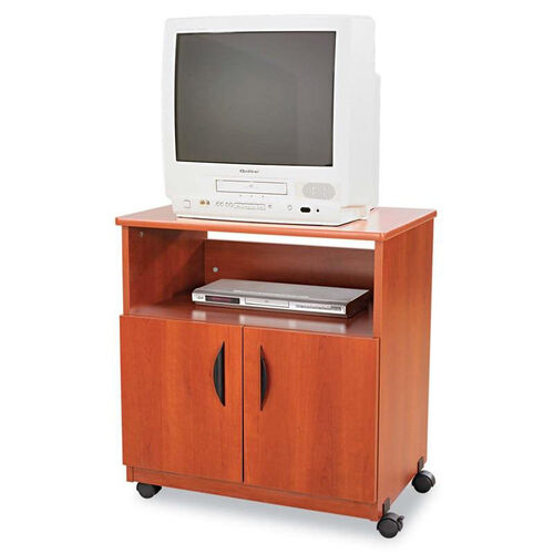Our Safco® Laminate Machine Stand w/Open Compartment - 28w x 19-3/4d x 30-1/2h - Cherry is on sale now.