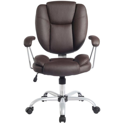 Our Techni Mobili Plush Task Chair - Chocolate is on sale now.