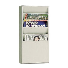 Buddy 5 Pocket Literature Display Rack - 9 3/4