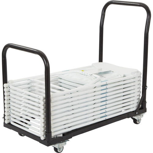 Our Work Smart Steel Stacking Dolly for RC88 Chairs is on sale now.