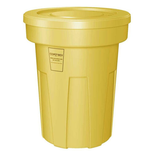 Our 45 Gallon Cobra Food Grade/General Use Trash Can - Yellow is on sale now.