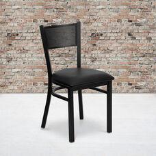 Black Plywood with Black Powder Coat finish