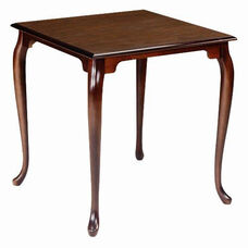 755 Dining Table: Shaped Top with Provincial Legs