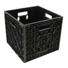 Dishwasher Safe Molded Polyresin Charger/Base Plate Crate