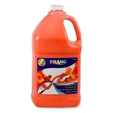 Dixon Ticonderoga Company Tempera Paint - Ready to Use - Nonto x ic - 1 Gallon - Orange