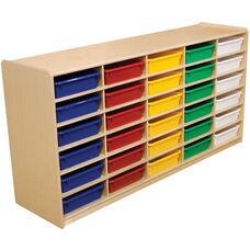 Storage Unit with (30) 3