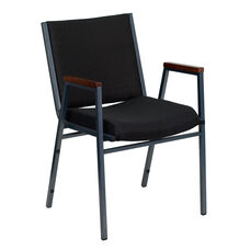 HERCULES Series Heavy Duty Stack Chair with Arms