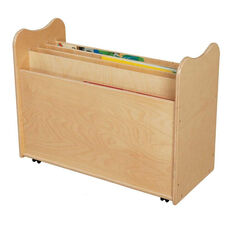 Big Book Holder with Easy Mobility Casters - Assembled - 30