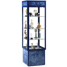 1452 Nouveau Series Display Case Tower - 24