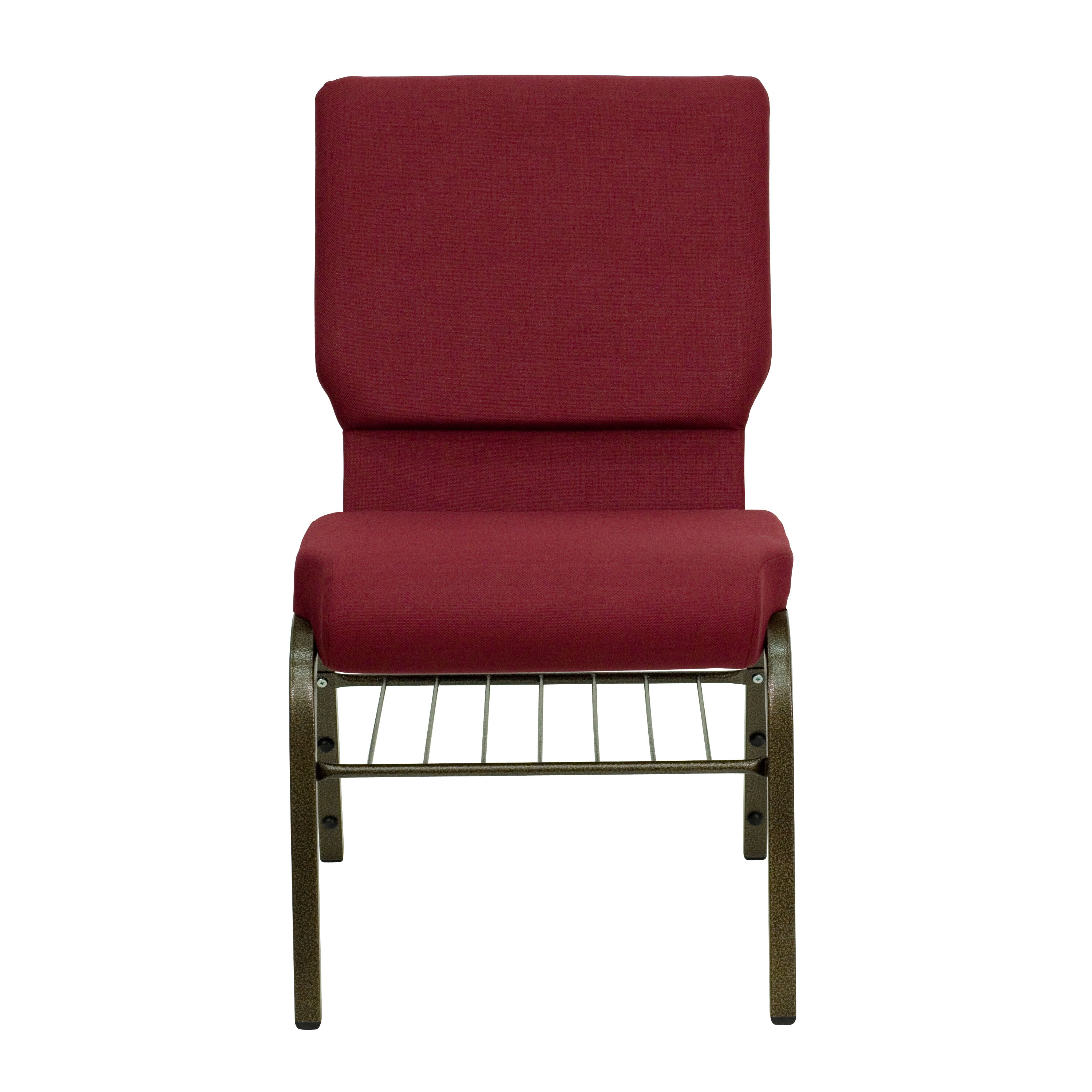 Merveilleux Burgundy Fabric Church Chair XU CH 60096 BY BAS GG | ChurchChairs4Less.com