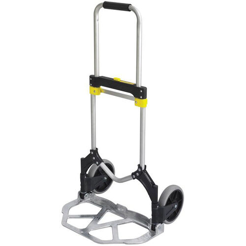 Our StowAway® Collapsible Hand Truck with Retractable Wheels is on sale now.