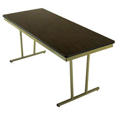 Customizable Multi Purpose Standard Non Folding Table - 30''W x 72''D x 30''H