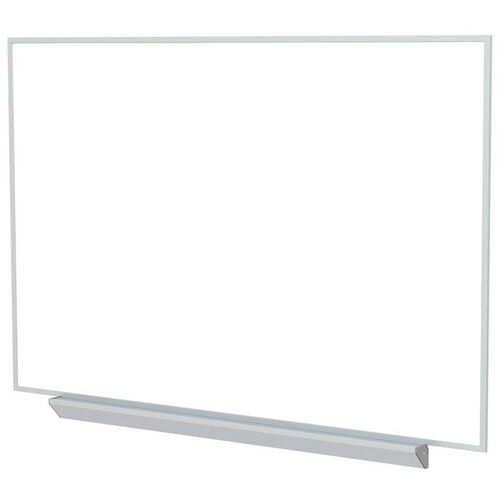 Our Premium Porcelain Magnetic Whiteboard with 4 Markers and 1 Eraser - 4