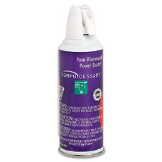 Compucessory Nonflammable Power Duster - Pack Of 6
