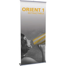 Orient Retractable Banner Stand 35.5