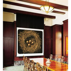 Supra Electronically Operated Projection Screen - 96