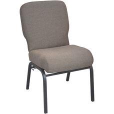 Advantage Signature Elite Jute Church Chair - 20 in. Wide