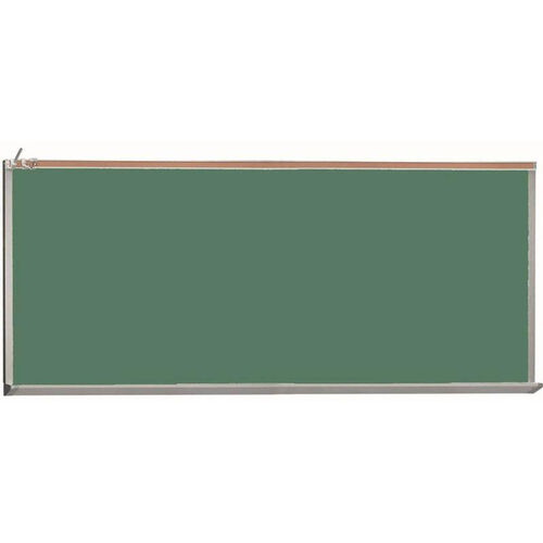 Architectural High Performance Series Green Chalkboard with Aluminum Frame - 48