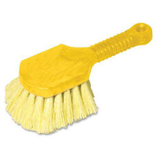 Rubbermaid Commercial Products Commercial Short Handle Utility Brush - 3.1