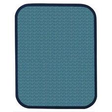 1200 Series Aluminum Frame Tackboard - Designer Fabric - 96