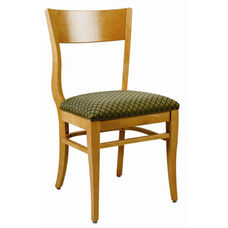 2674 Side Chair with Upholstered Seat - Grade 1