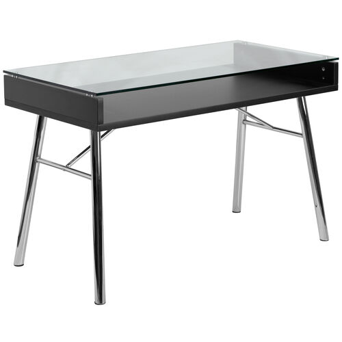 Our Brettford Desk with Tempered Glass Top is on sale now.