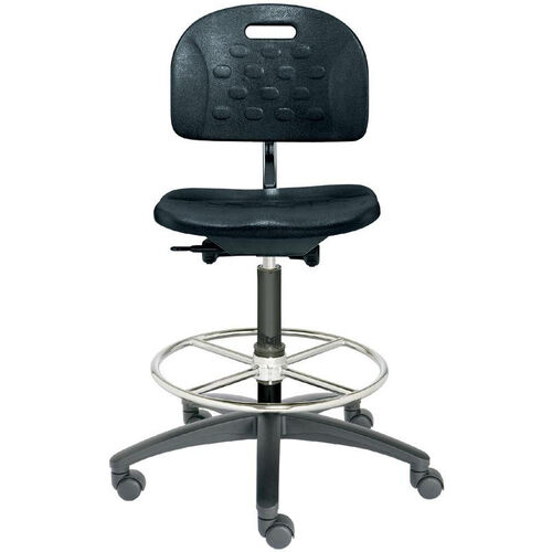 Tec Line Polyurethane Medium Height Stool