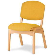 Campus 4 Armless Stacking Guest Chair - Grade 3
