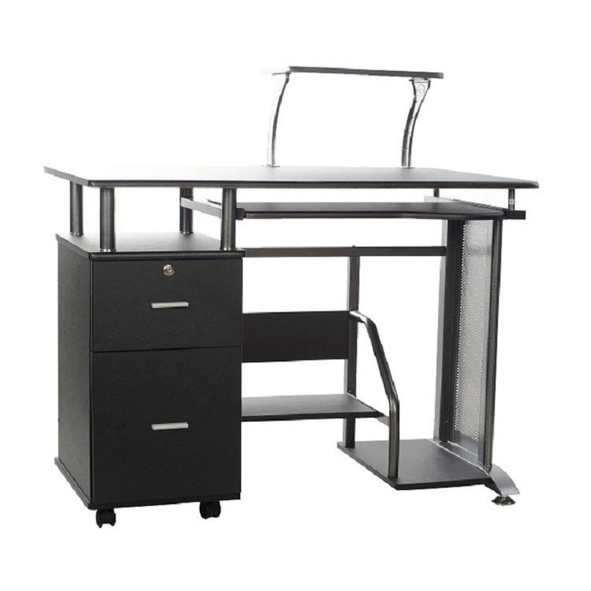 Computer Desk With Storage Cabinet 50 100505