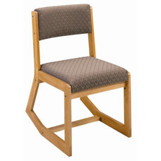 2223 Side Chair: Two Position with Upholstered Back & Seat - Grade 1