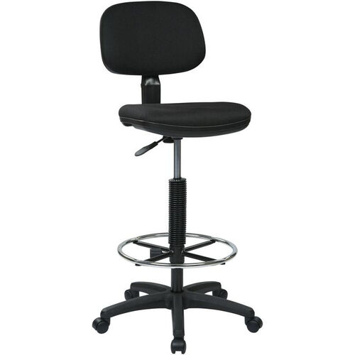 Our Work Smart Sculptured Seat and Back Drafting Chair with Adjustable Height Seat and Footring is on sale now.