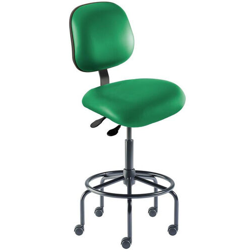 Our Quick Ship Elite Series Chair Ergonomic Seat and Tubular Steel Base - High Seat Height is on sale now.