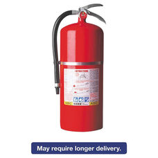 Kidde ProPlus 20 MP Dry-Chemical Fire Extinguisher - 20lb - 20-A - 120-B:C