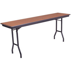 Laminate Top and Particleboard Core Folding Seminar Table - 18