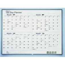 36''H x 48''W MagnaLite 120 Day Planner