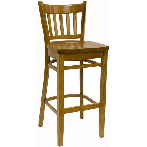 Our Vertical Back Solid Wood Barstool is on sale now.
