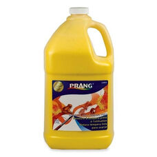 Dixon Ticonderoga Company Tempera Paint - Ready to Use - Nonto x ic - 1 Gallon - Yellow
