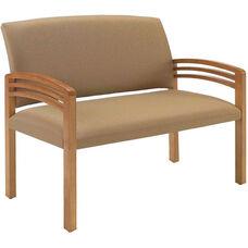 Quick Ship Trados Healthcare 500 lb. Capacity Bariatric Chair