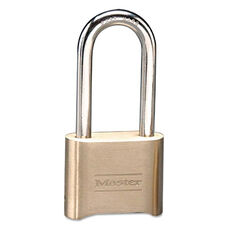 Master Lock® Resettable Combination Padlock with 2 1/4