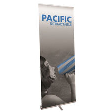 Pacific Retractable Banner Stand 39.25