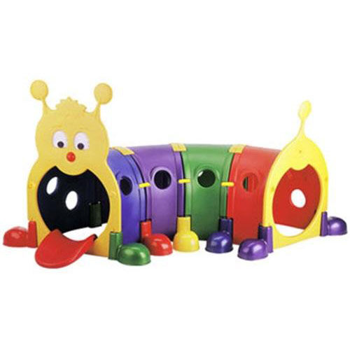 Our Indoor Outdoor Four Section Bright Colors Gus Climb-n-Crawl Caterpillar is on sale now.