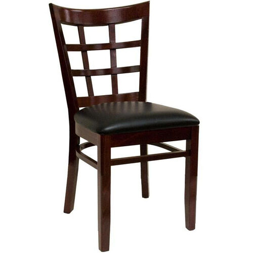 Our Armless Window Back Dining Chair - Grade 4 Vinyl is on sale now.