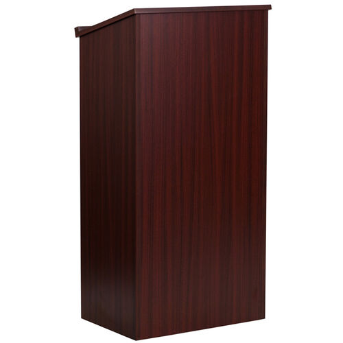 Our Stand-Up Wood Lectern is on sale now.