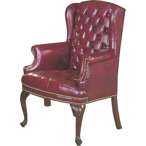 Our Quick Ship Traditional Series Tufted Wing Back Arm Chair is on sale now.