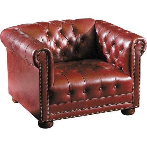 Our Quick Ship Chesterfield Club Chair is on sale now.
