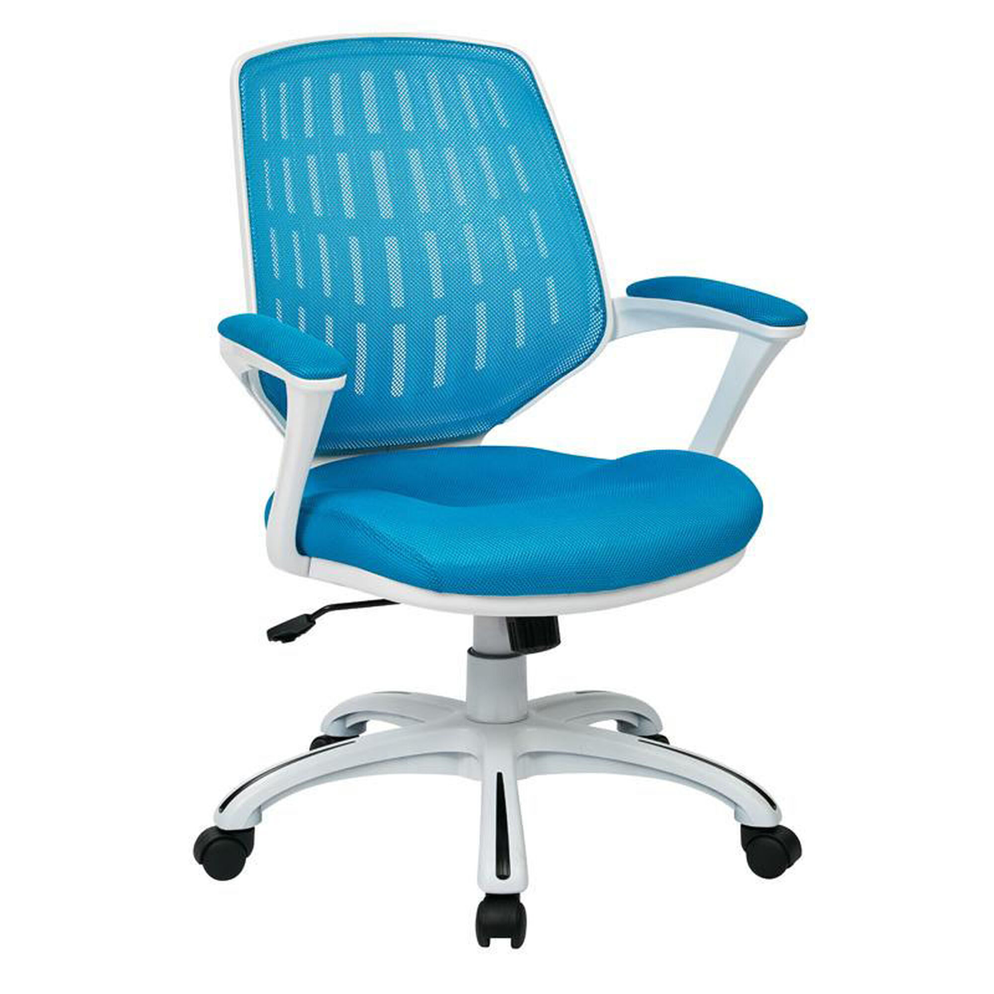 Blue Office: Ave Six Calvin Blue Office Chair CLVA26-W7